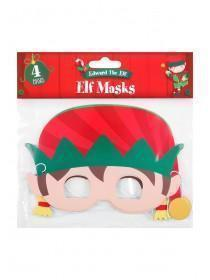 Novelty Elf Masks