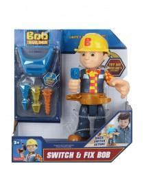 Kids Bob the Builder Switch and Fix Toy