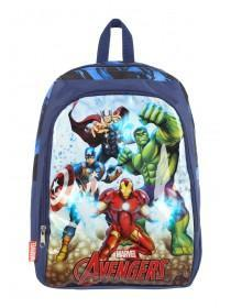 Boys Blue Avengers Backpack