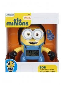 Kids Yellow Minions Clock