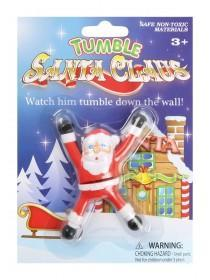 Novelty Tumble Santa Claus