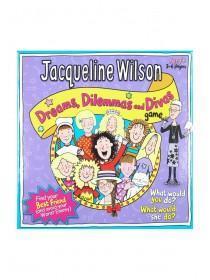 Kids Jacqueline Wilson Dreams, Dilemmas and Divas Board Game