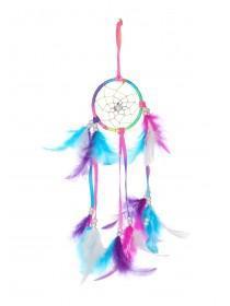 Rainbow Feather Dream catcher