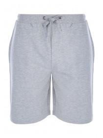 Mens Grey Lounge Shorts