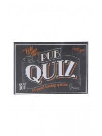 Novelty Pub Quiz Game