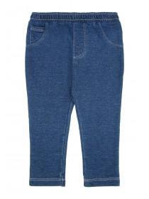Baby Girls Blue Jeggings
