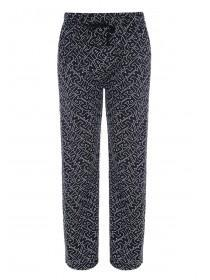 Mens Monochrome Star Wars Lounge Trousers