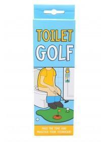 Novelty Toilet Golf