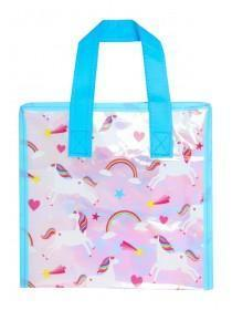 Womens Multicolour Unicorn Lunch Bag