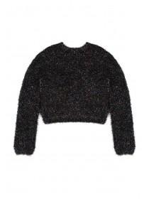 Older Girls Multicolour Fluffy Jumper