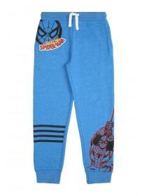 Younger Boys Blue Spiderman Joggers