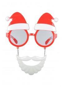 Novelty Santa Glasses