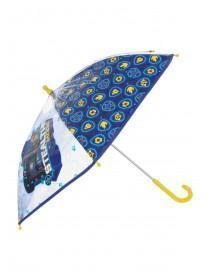 Younger Boys Blue Paw Patrol Umbrella