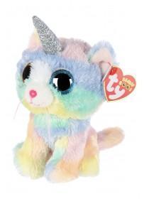 Kids TY Beanie Boos Heather Soft Toy