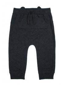 Baby Boys Charcoal Fox Joggers