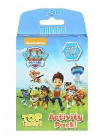 Kids Top Trumps Paw Patrol Activity Pack