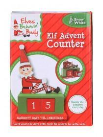 Kids Elf Advent Calendar