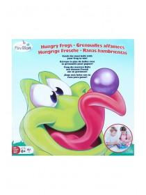 Kids Hungry Frogs Game