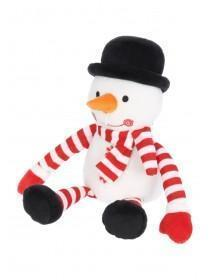 Kids Snowman Plush Doll