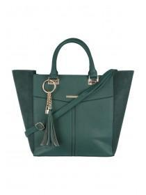 Womens Green Tote Bag
