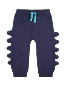 Baby Boys Navy Spike Side Joggers