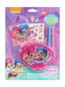 Kids Shimmer and Shine Mini Art Case