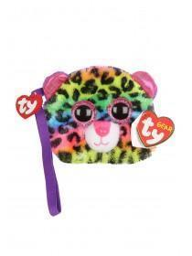 Kids TY Dotty Wristlet Purse