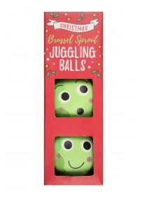 Novelty Sprout Juggling Balls