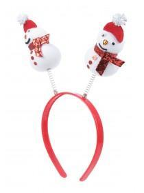 Snowman Bopper Headband