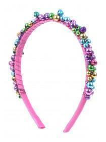 Bright Jingle Bells Headband