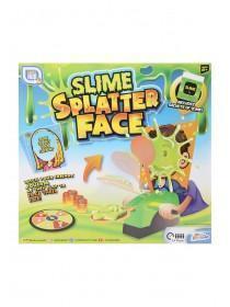 Slime Splatter Face Game