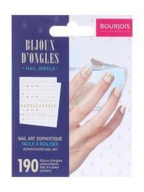 Bourjois Nail Art Jewel Stickers