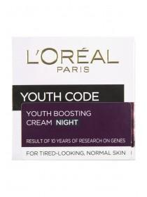 LOrealYouth Code Night Cream