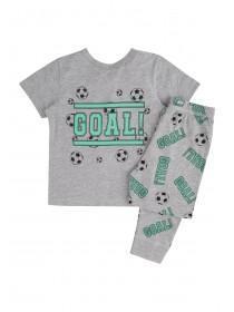 40a80eb1f0 Kids Grey Goal Pyjama Set ...