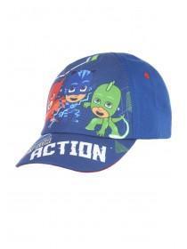 Younger Boys Blue PJ Masks Baseball Cap ... 1bebd27f7019