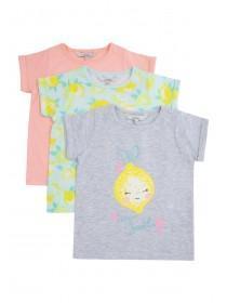 aa83d5c9 T-Shirts - Tops - Younger Girls - GIRLS | Peacocks