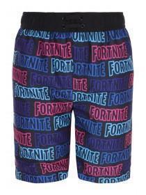 78cd718b1458 Older Boys Blue Fortnite Swimshorts ...
