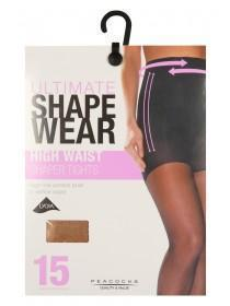 Womens Glossy Shapewear Tights