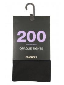 Womens 200 Denier Tights 1 Pack
