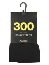 300 Denier Tights 1 Pack