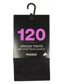 Womens 120 Denier Tights 1 Pack