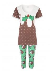 Womens Leggings Pyjamas