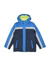 Older Boys Mid Blue Back To School Jacket