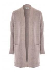 Womens Edge to Edge Longline Cardi