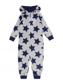 Boys Star Onesie