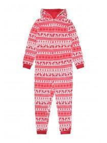 Girls Sherpa Onesie