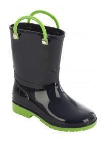 Kids Hatfield Handle Wellies