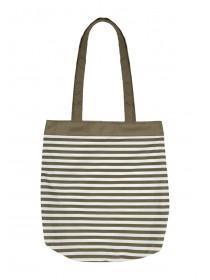 Khaki Shopper Bag