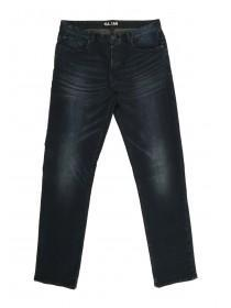 Mens Dark Blue Slim Fit Jeans