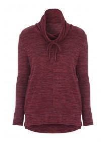 Womens Cowl Neck Top